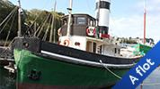 Le St-Denys, construit en 1929, appartenait à la société de ...
