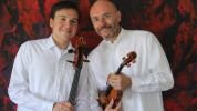 Concert d'un duo violon-violoncelle